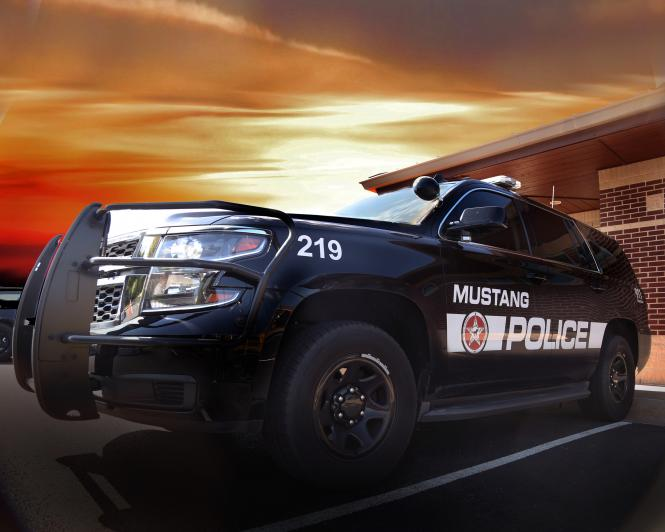 Police Department | City of Mustang Oklahoma